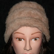 Triple Tier Wool Hat