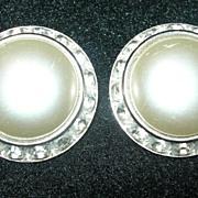 Vintage Coro Earrings