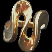 Vintage 14K Gold Michael Anthony Ring