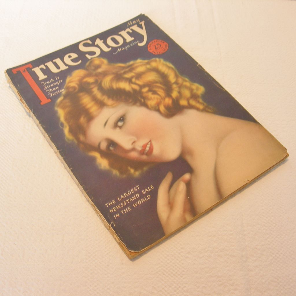 True Story Magazine May 1927