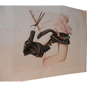 Dressage Rider by Heidi Birath Limited Edition Print 3/500 Horse Artist