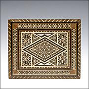 Sadeli Mosaic Inlaid Box