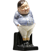 "Royal Doulton Figurine ""Fat Boy"" - Dickens Series One 1932 - 1983 - Hand Painted"