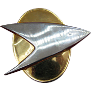 1988 Paramount Star Trek Pin