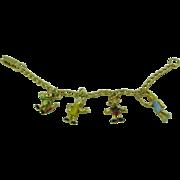 Vintage Walt Disney Pinocchio bracelet  $10 dollar LAST CHANCE