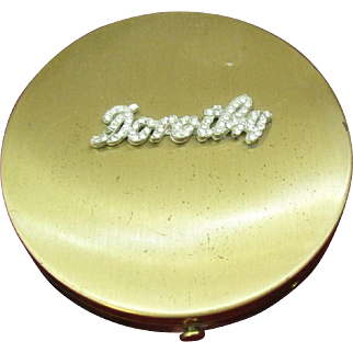Vintage Dorothy Compact