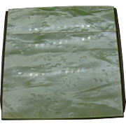 Green Celluloid Cigarette holder