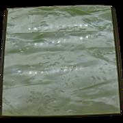 Green Celluloid Cigarette holder