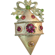 Christmas Ornament Pin