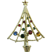 Beatrix or B.J Christmas tree pin (Last Chance)