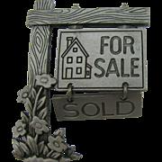 J.J Real estate pin Cute