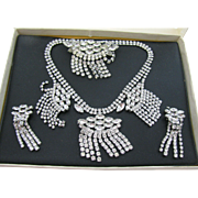 Vintage NEW in box Bijoux de Boheme Parure