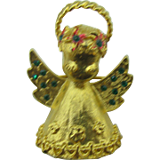 MYLU Christmas Angel pin