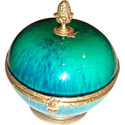 Sevres Hinged Box , Paul Milet