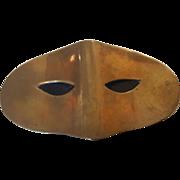 Rare Vintage  ELIZABETH ARDEN masquerade MASK COMPACT Collector's Book  Item Novelty