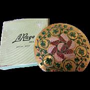 Vintage Le Rage Compact w/ Org. Box & Sleeve ! Unused