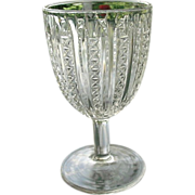 Jenkins Stars and Stripes 1899 Water Goblet