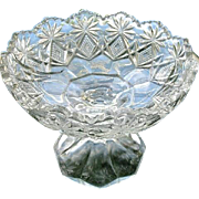 Shoshone Jam or Jelly Compote 5.5 in.