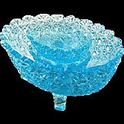 Daisy Button Aqua Blue Berry Set 11 pc