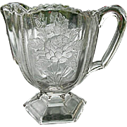 Rose Sprig Creamer Campbell Jones 1886