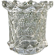 Smocking Honeycomb Spill Holder Flint 1840