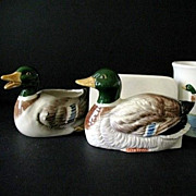 Otagiri Mallards Versatile Set 3  Made in Japan 1981