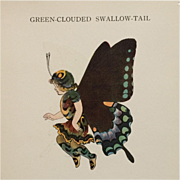 Butterfly Babies- Green Clouded Swallow-Tail and Giant Swallow-Tail