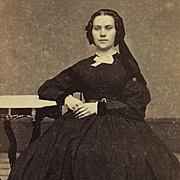 CDV- CWE Providence Beauty In Hoop Skirt