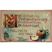 Halloween Tricks And True Delight