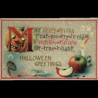 Halloween Tricks And True Delight