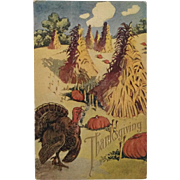 Thanksgiving Landscape