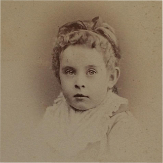 CDV- Little Boston Beauty