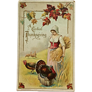 Maid On Thanksgiving