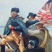 Washington Crossing Delaware Postcard