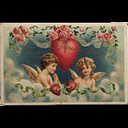 A Valentine's Day Love Match