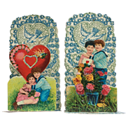 Two Pop Up Valentines-1927
