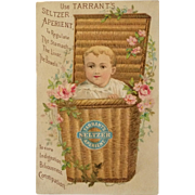 Tarrant's Seltzer Trade Card