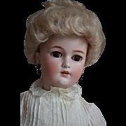 "Wonderful 20"" Simon Halbig 1159 Lady doll"