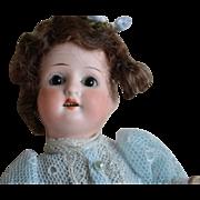 "Heubach köppelsdorf doll marked 250 Germany,  8,4""  tall."