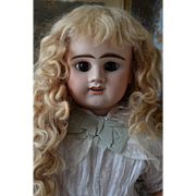 "Beautiful 27,5"" ( 70 cm )TLC French Bebe by Etienne Denamur."