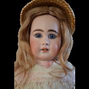 """Simon and Halbig's 939 Lady doll 20"""" tall"""