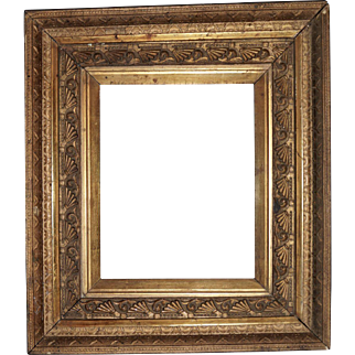 Eastlake Picture Frame in Original Condition