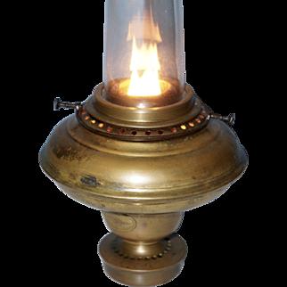 Cornelius & Baker Hanging Solar Lamp, Oil Burning
