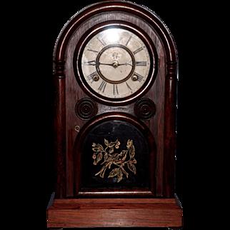 """Waterbury """"Sultan"""" Mantle Clock"""