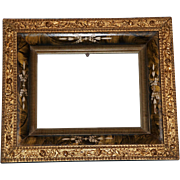 Pristine Victorian Frame with Faux Tortoise Shell Finish