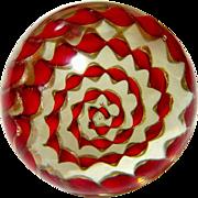Mid-Century Murano Glass Paperweight - Archimede Seguso