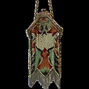 Vintage Mandalian Mesh Purse Bag Handbag