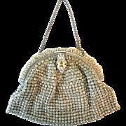 Vintage Rhinestone Purse Bag Handbag