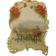 1907 Greeting Card