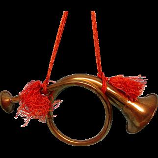 Beautiful Shiny VINTAGE Horn